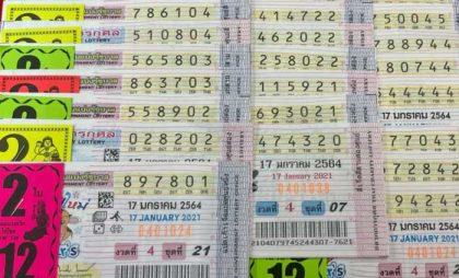 หวยเด็ด เลขดัง รวมเลขเด็ด 10 สำนัก ขายดี เลขเด็ดงวดนี้ 17 ม.ค.2564
